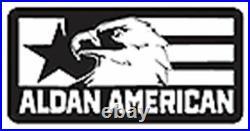 For 1978-1981 Chevrolet Camino AGRND Aldan American Lowered Rear Coilover Kit