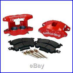 For Chevy Camaro 1969-1981 Wilwood 140-11291-R D52 Front Caliper Kit