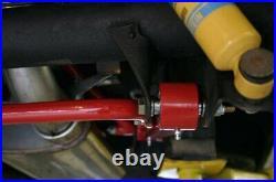 For Chevy Malibu 1964-1967 UMI Performance 4034-B Rear Sway Bar Kit