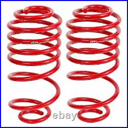 For Chevy Malibu 1978-1983 BMR Suspension 1.5 Rear Lowering Coil Springs
