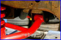 For Chevy Malibu 78-83 BMR Suspension AA030H Front Upper & Lower A-Arm Kit