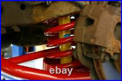 For Chevy Malibu 78-83 BMR Suspension AA030R Front Upper & Lower A-Arm Kit