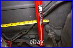 For Chevy Malibu 78-83 Rear Non-Adjustable Bolt In Shock Tower Brace