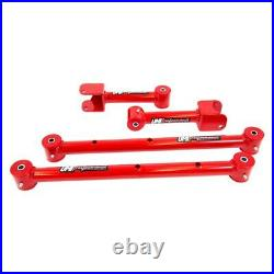 For Chevy Malibu 78-83 Rear Upper & Lower Non-Adjustable Tubular Control Arm Kit