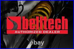 For Chevy Monte Carlo 1985-1988 Belltech 5118 1 Rear Lowering Coil Springs