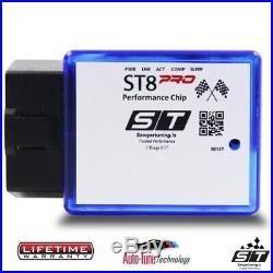 For Pontiac Stage 3 Performance Chip ECU Tuner Fuel Race Engine Speed Plug Play