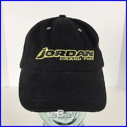Formula One Baseball Hat Jordan Grand Prix US United States Indianapolis 2002