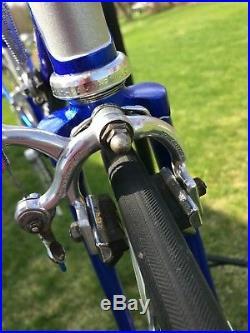 Fully Restored Bob Jackson Grand Prix (frame) Racing Bike sold as is