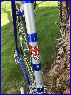 Fully Restored Bob Jackson Grand Prix (frame) Racing Bike sold as is