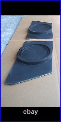 G BODY Regal grand national custom lower rear quarter insert trim 6.5 speaker