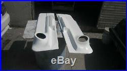 G- body monte Carlo ss single speaker lower door panels Regal coutlass Malibu
