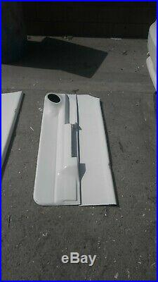 G- body monte Carlo ss top door panels smooth Regal coutlass malibu el camino