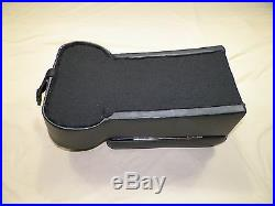 GM 48 & Up Muscle Car BENCH Seat Console BC Cruiser BLACK #242