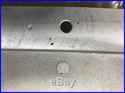 GM 4T65E LOW PROFILE Aluminum TRANSMISSION OIL PAN Minor Pitting