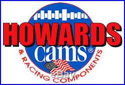 HOWARD'S GM LS 260/264 595/598 114° Camshaft, Springs, Pushrods Cathedral Port