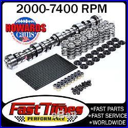 HOWARD'S GM LS1 American Muscle 274/285 525/525 110° Cam, Springs Kit, Pushrods