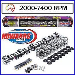 HOWARD'S GM LS1 American Muscle 274/285 525/525 110° Cam & Valve Springs Kit