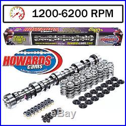 HOWARD'S GM LS1 BOOST 269/278 551/551 114° Cam & Valve Springs Kit