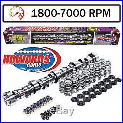 HOWARD'S GM LS1 BOOST 274/286 612/638 115° Cam & Valve Springs Kit
