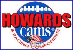 HOWARD'S GM LS3 284/297 625/625 112° Single Bolt Cam Camshaft Dual Springs