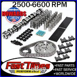 HOWARD'S LS LS1 Big Mama Rattler 282/290 625/625 109° Cam Kit with Lifter Trays