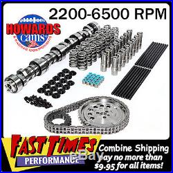 HOWARD'S LS LS1 Rattler 275/282 525/525 109° GM Chevy Comp Cam Camshaft Kit