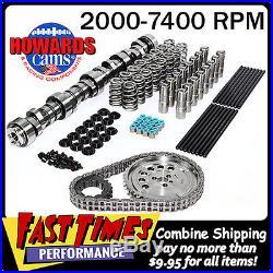 HOWARD'S LS1 ASA American Muscle 274/285 525/525 110° GM Comp Cam Camshaft Kit