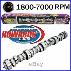HOWARDS BOOST GM Chevy LS LS1 274/286 625/625 115° Hyd Roller Turbo/Blower Cam