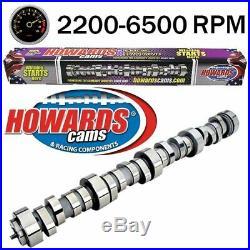 HOWARDS Rattler GM Chevy LS LS1 275/282 525/525 109° Hyd. Roller Cam Camshaft