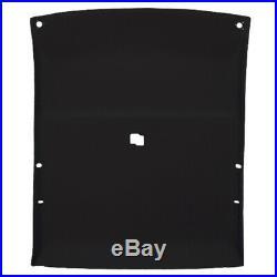 Headliner for 78-88 GM Cars 2 Door Hard Top roof withMap Light Black