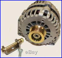 High Output 170 Amp Alternator Kit for Chevy, Buick, Pontiac, Olds