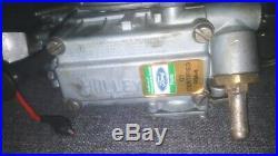 Holley 0-8007 390 CFM Classic 4bbl 4-Barrel Carburetor with Electric Choke D5TZ GX