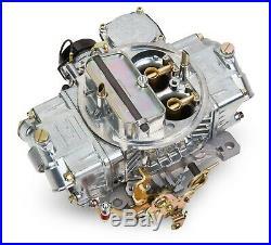 Holley 0-80508S 4 Barrel Carburetor 750 CFM Square Bore Flange with Electric Choke