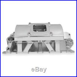 Holley Performance 825011 Sniper Fabricated Intake Manifold SBC