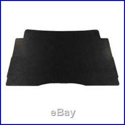 Hood Insulation Pad 1/2 Fiberglass for 1981-87 Pontiac Grand Prix Gray/Black