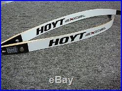 Hoyt Grand Prix Excel ILF Recurve Limbs (Discontinued)
