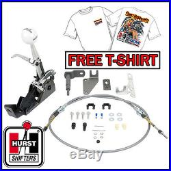 Hurst 3160001 Quarter Stick Automatic Shifter GM 2 Speed Powerglide Transmission