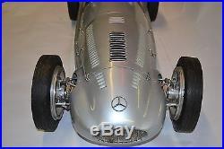 Jeron Mercedes Benz #2 W-165 Grand Prix Quarter Classics Race Car 1939