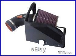 K & N Filters 57-3045 57 Series Generation II Cold Air Intake