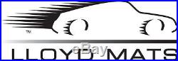 LLOYD Classic Loop FRONT FLOOR MATS withlogos 2005-2008 Pontiac Grand Prix GXP