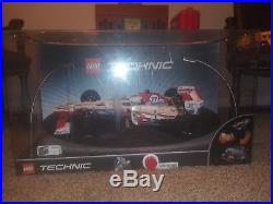 Lego Technic Grand Prix Racer (4200) Retired Store Display