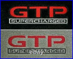 Lloyd Mats Grand Prix GTP Supercharged Velourtex Front Floor Mats (2004-2005)