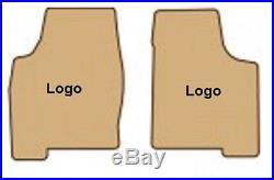 Lloyd Mats Pontiac Dart Logo Classic Loop Front Floor Mats (1966-2009)