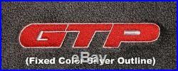 Lloyd Mats Pontiac Grand Prix GTP Custom Velourtex Front Floor Mats (1997-2003)