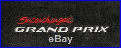 Lloyd Mats Pontiac Supercharged Grand Prix Velourtex Front Floor Mats (1997-03)