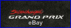 Lloyd Mats Pontiac Supercharged Grand Prix Velourtex Front Floor Mats (2004-06)