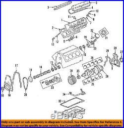 Lsa L99 Oil Pump New Oem Gm 12612289