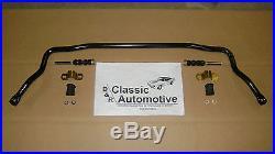 MADE Sway Bar Front with Install 31pc Kit 1-1/8 Camaro Firebird Chevelle Nova GTO