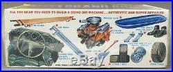 MPC #2169-200 1969 PONTIAC GRAND PRIX model kit 125 MINT Factory Sealed p1