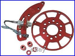 MSD Ignition 8610 Small Block Chevy Crank Trigger Kit 7 Wheel